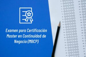 Examen para MBCP